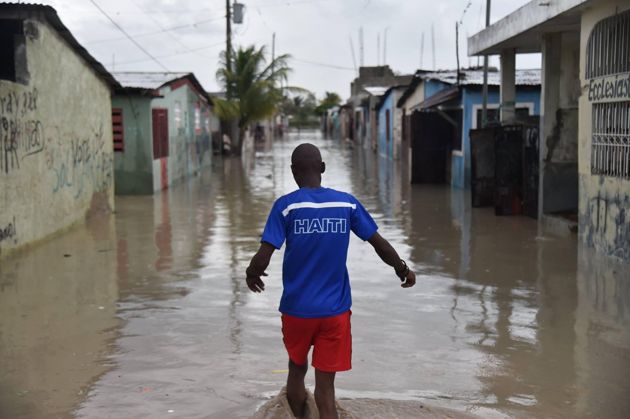 Haïti – Cyclone Matthew : Action contre la Faim active ses équipes d'urgence sur place