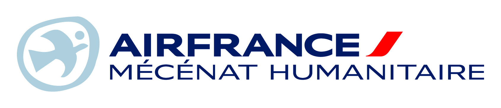 Air France mécénat humanitaire