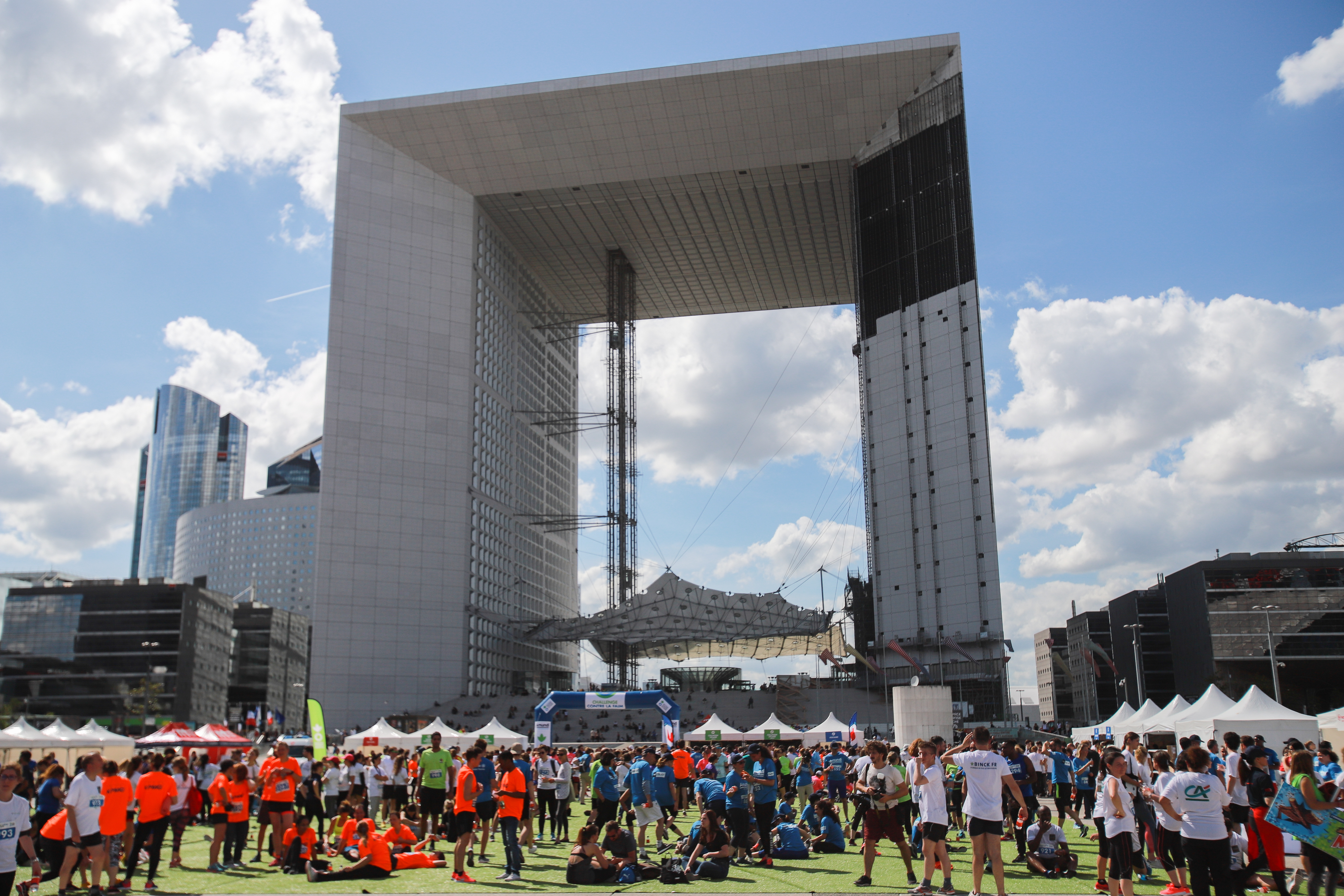 Paris La Défense 2018